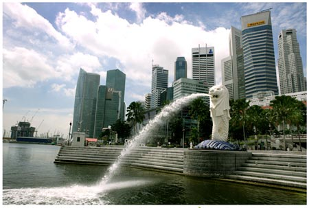 singapore central bank