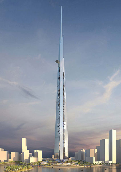 Kingdom Tower to Be Tallest Building