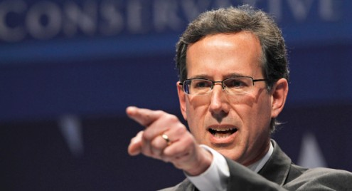 rick santorum wins iowa