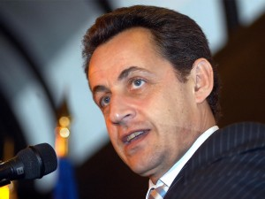 Sarkozy Announces Re-election Bid